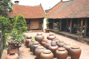 Preservation of Duong Lam Village urged