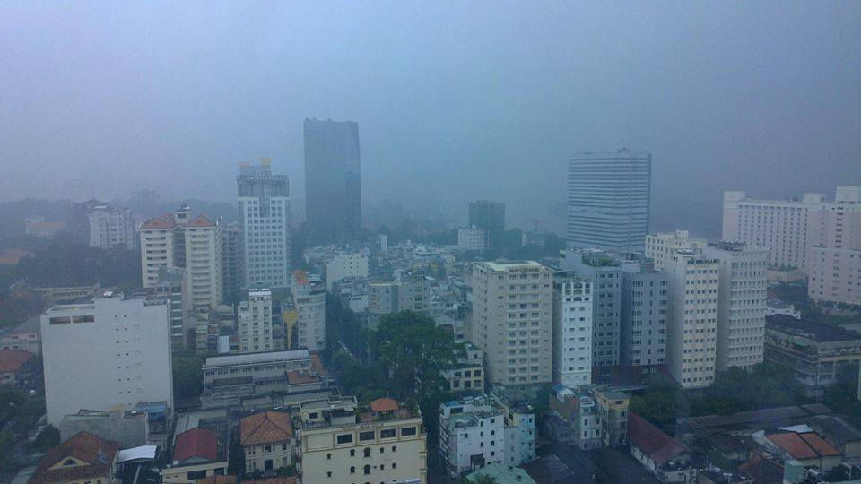 Saigon Haze