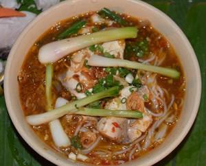 Bun sung is Vung Tau treat