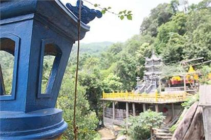 Conquering Chua Chan Mountain