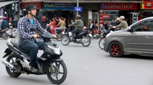 Learning to live in Hanoi