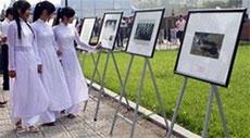 Photo exhibition on Red River Delta Civilization