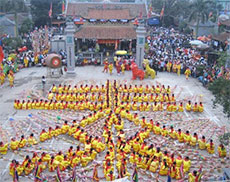 Phu Day festival seeks national heritage recognition