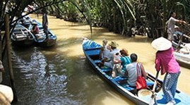 Greater Mekong tourism students hold exchange
