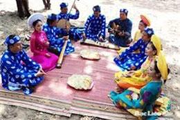 """Festival promotes """"Don ca tai tu"""" value"""