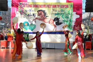 Vietnam promotes culture in Germany