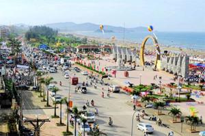 Cua Lo aims to increase tourist traffic