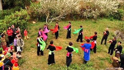 Danse ethnique Tay reconnu comme patrimoine culturel immatériel national