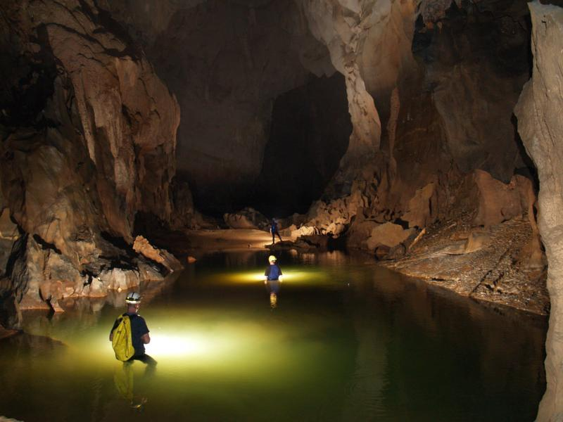 Festival d'introduire magnifique système de grottes de Quang Binh