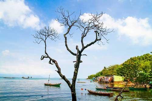Hai Tac island in Kien Giang