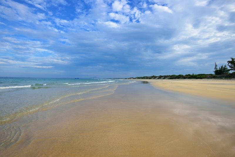 Bai Dai Beach, Nha Trang, Vietnam