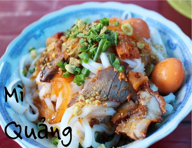 Quang noodles, HoiAn